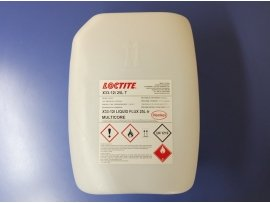 Loctite, Multicore X33-12I Liquid Flux (Alcohol Based)